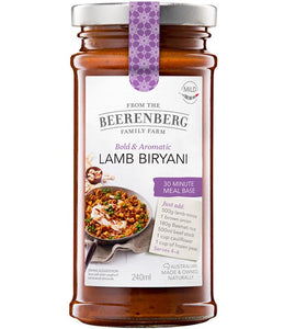 Lamb Biryani Meal Base