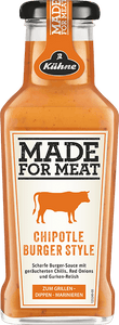 Made for Meat - Chipotle Burger Style Sauce