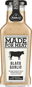 Made for Meat - Black Garlic Sauce