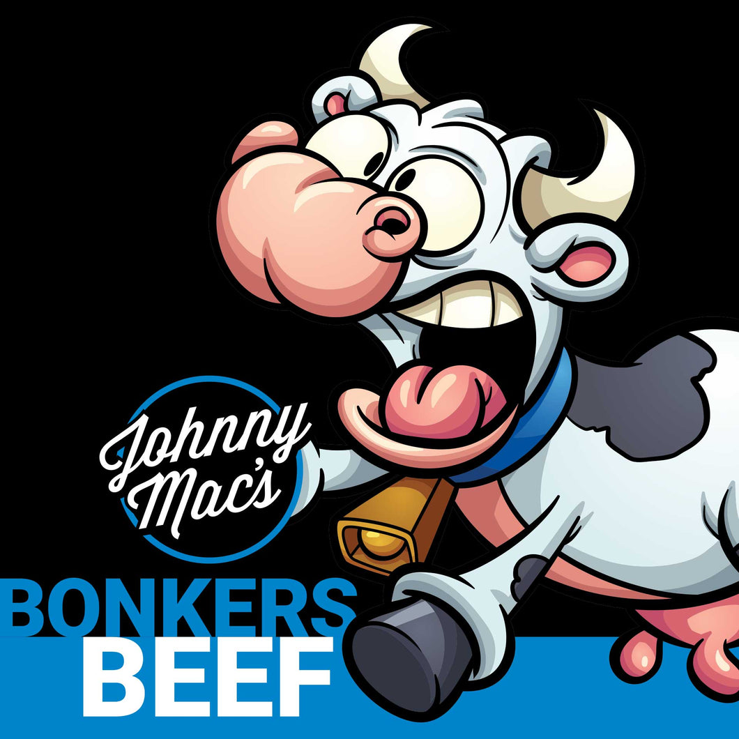 Johnny Mac's Rubs - Bonkers Beef