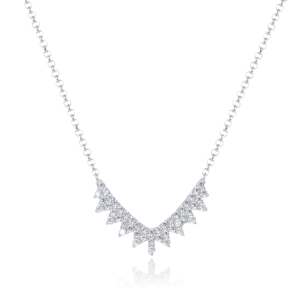 Elegant V look Necklace - Sonia Danielle