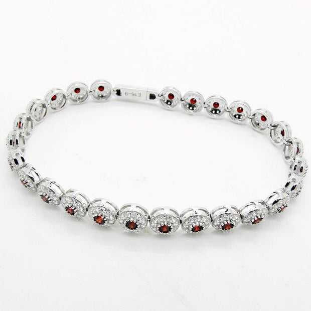 The Essential Tennis Bracelet - Sonia Danielle