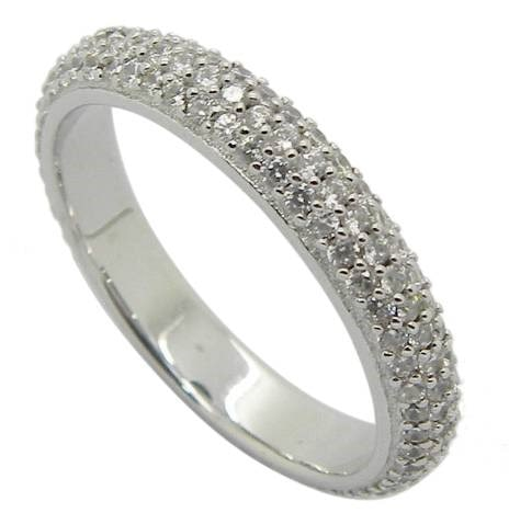 Micropave Ring - Sonia Danielle