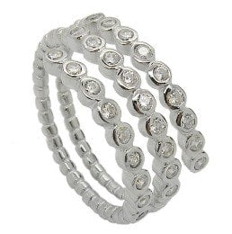 Bezel Set Ring - Sonia Danielle