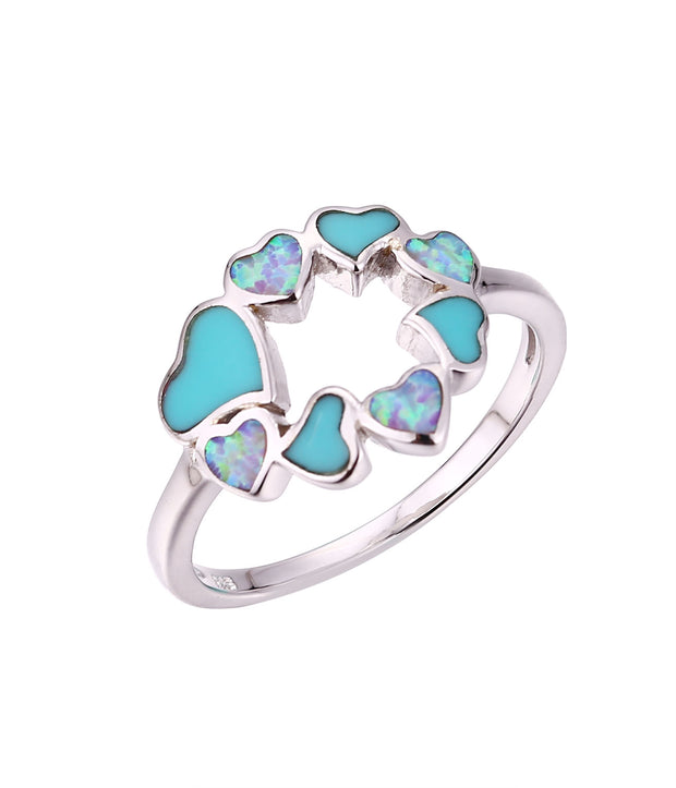 Hearts Of Opal Ring - Sonia Danielle
