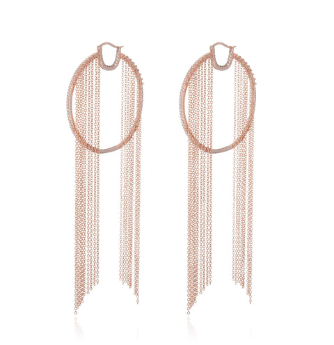 Large Waterfall Earrings - Sonia Danielle
