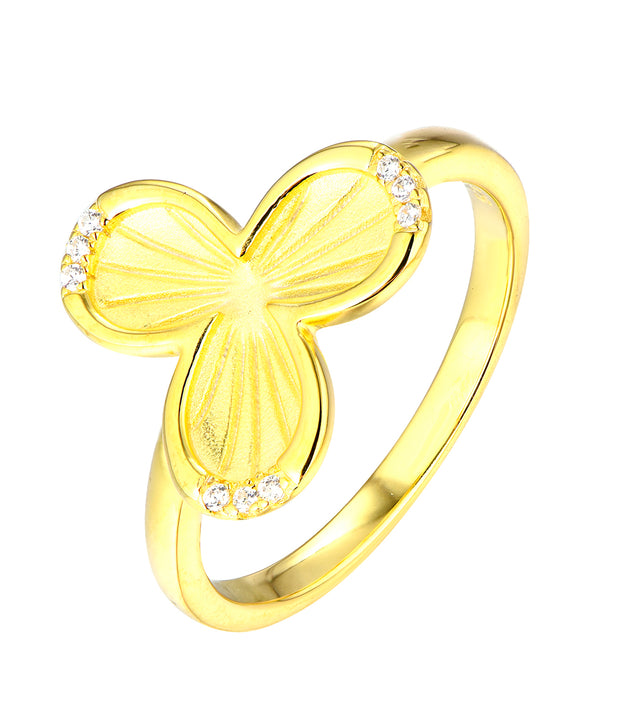 Matte Orchid Ring - Sonia Danielle