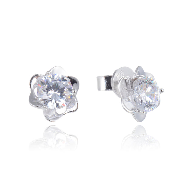 Flower Stud Earrings - Sonia Danielle