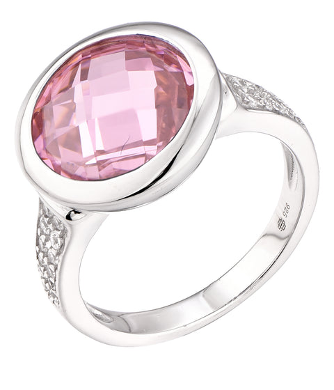Double Facet Bezel Ring - Sonia Danielle