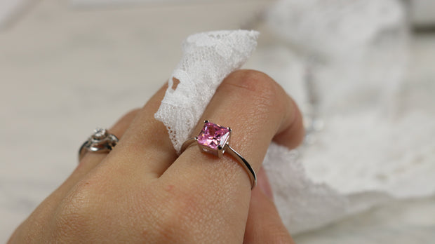 Pretty In Pink Ring - Sonia Danielle