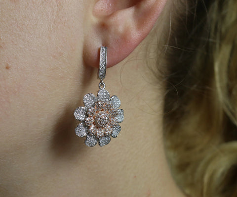 The Daisy Earrings - Sonia Danielle