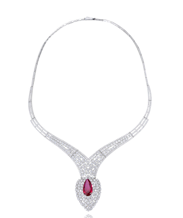 The Empress Necklace - Sonia Danielle