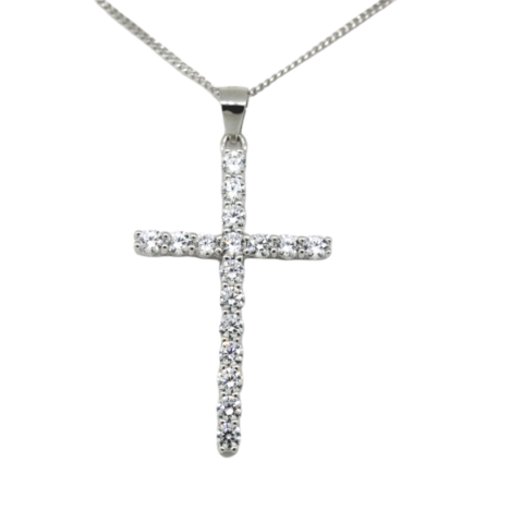 The Cross Pendant - Sonia Danielle