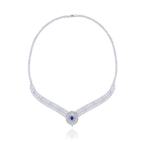 The Queen Necklace - Sonia Danielle
