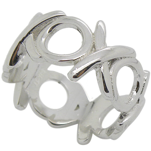 HUGS AND KISSES STERLING SILVER BAND - Sonia Danielle