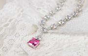 Pretty In Pink Necklace - Sonia Danielle