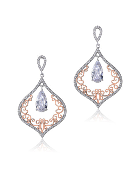 Jasmine CZ Earrings