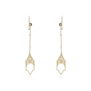 Art Deco Earrings - Sonia Danielle