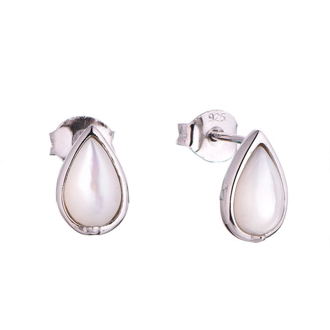 Bezel Earrings - Sonia Danielle