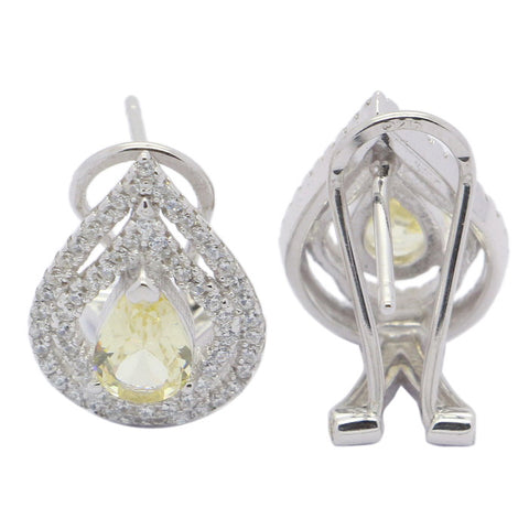 The Vintage Art  Deco Earrings - Sonia Danielle