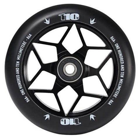 Blunt Envy Diamond 110mm Scooter Wheel - Black