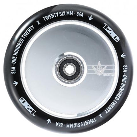 Blunt Envy 120mm Hollow Scooter Wheel - Polished