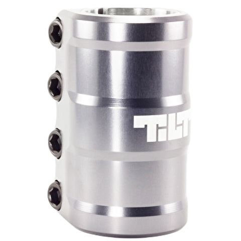 Tilt ARC SCS Scooter Clamp - Silver