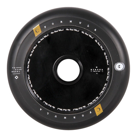 UrbanArtt 110mm Ink Core Scooter Wheel - Black
