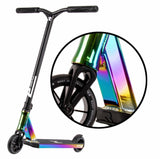 Root industries type r complete stunt scooter - Rocket fuel /  Neochrome  / OILSLICK