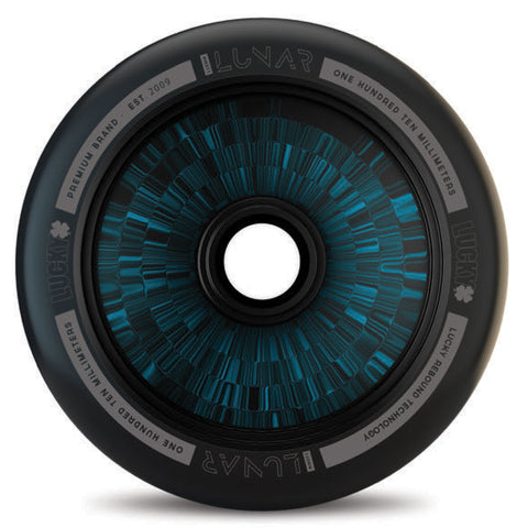 Lucky Scooters Lunar Hollow Core 110mm Wheel - Iris