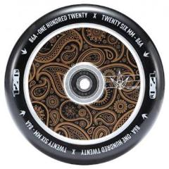 Blunt Envy 120mm Hollow Scooter Wheels Bandana Gold