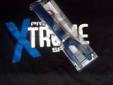 Apex Zero Stunt Scooter Forks Anodised Blue