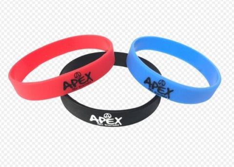 Apex Wristband Blue/Red/Black