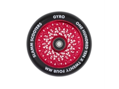 Slamm Gyro Hollow Core 110mm Scooter Wheels ( sold in pairs )