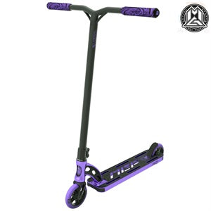 "MGP VX9 TEAM EDITION 4.5"" COMPLETE STUNT SCOOTER - PURPLE"