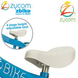 Zycom zbike balance bike blue / white