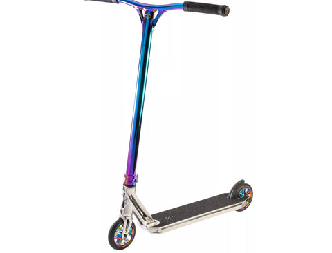 Fuzion z375 Complete Stunt Scooter - Polished