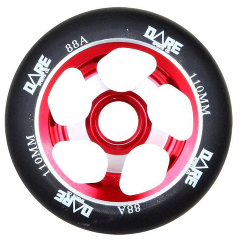Dare Motion Scooter Wheel - Red 110mm