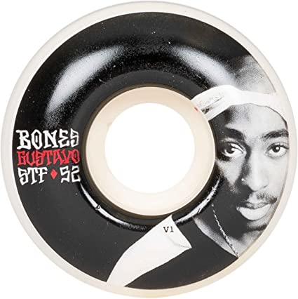 Bones Gustavo OG 83B - 52mm Skateboard Wheels
