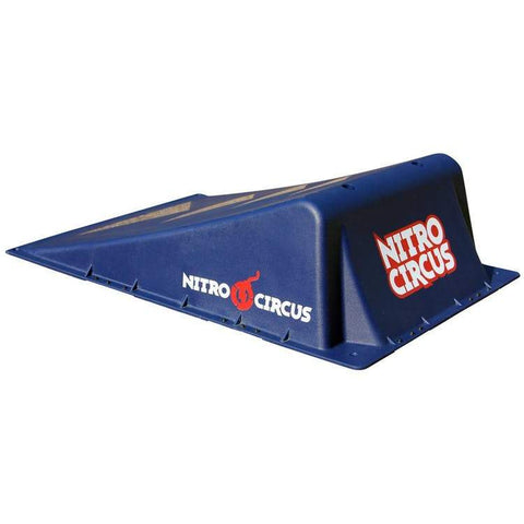 Nitro circus mini launch ramp