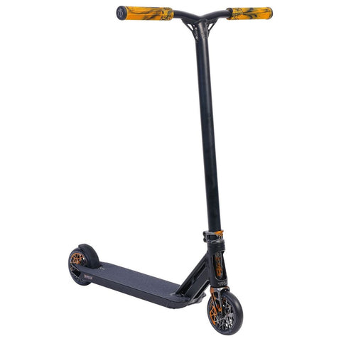 Triad Psychic Delinquent Complete Stunt Scooter Black/Gold/Grey/Goblin