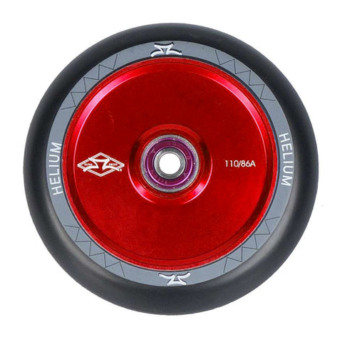 AO Scooters Helium Wheel 110mm – Red