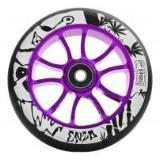 AO Enzo Commeau Sig Wheel - 110mm - Black on Purple
