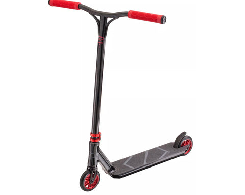 Fuzion z300 2018 Complete Stunt Scooter - Black / Red