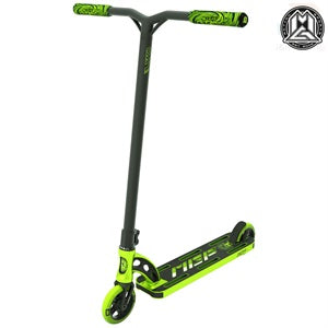 "MGP VX9 TEAM EDITION 4.5"" COMPLETE STUNT SCOOTER - LIME GREEN"