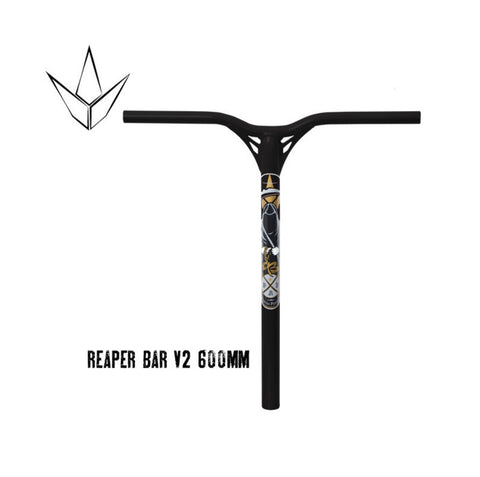 Blunt Reaper V2 Stunt Scooter Bars 600mm - Black