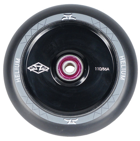 AO Scooters Helium Wheel 110mm – Black