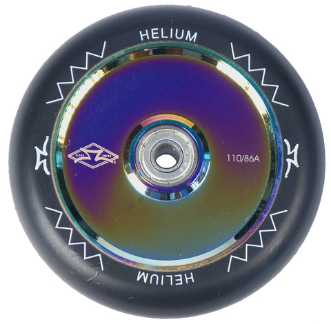 AO Scooters Helium Wheel 110mm – Neochrome