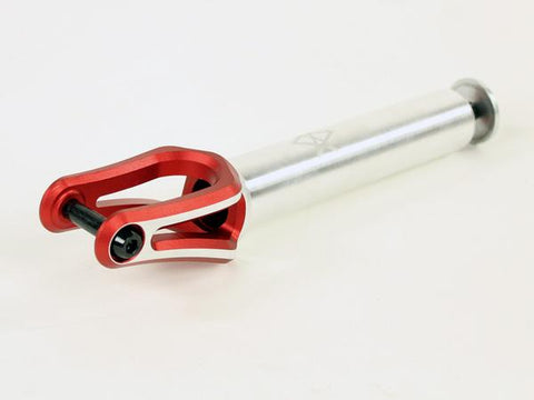 Aztek Redux SCS Scooter Forks - Red