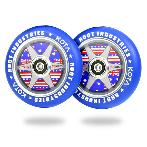 Root Industries AIR Wheels - KOTA Signature